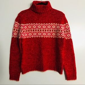 Vintage GAP 90's Chunky Wool Sweater